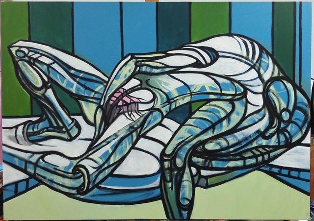 Paulo Kussy, 'A N A T O M I L I A S', 2017, Amref Benefit Auction
