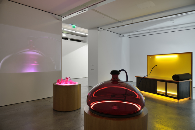 Mike Kelley, 'Kandor 20 ', 2007, Sculpture, Mixed media with video, Gary Tatintsian Gallery