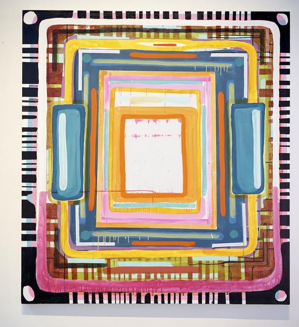 , 'Careering,' 2016, Gallery 16