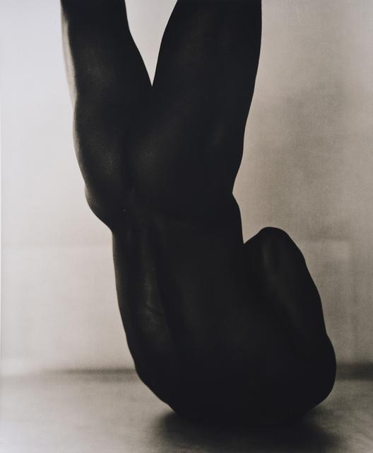 John Casado, 'Untitled 20262 - lith silver gelatin print', 2001, Andra Norris Gallery