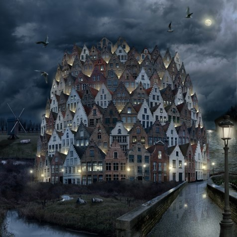 , 'Babel by Night, 2012,' , Photo12 Galerie