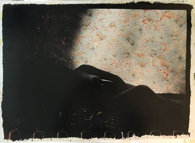 , 'Crepuscule Nude, Painted Orange,' 1977, Jenkins Johnson Gallery