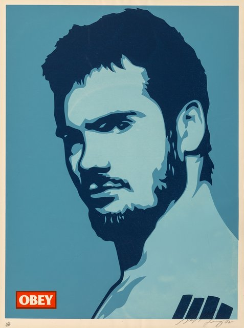 Shepard Fairey, 'Rollins Poster', 2002, Heritage Auctions