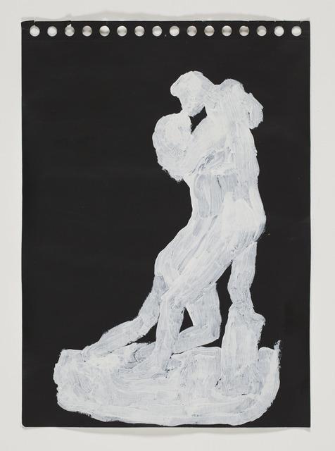 , 'Lovers,' 2012, Galerie Laurent Godin
