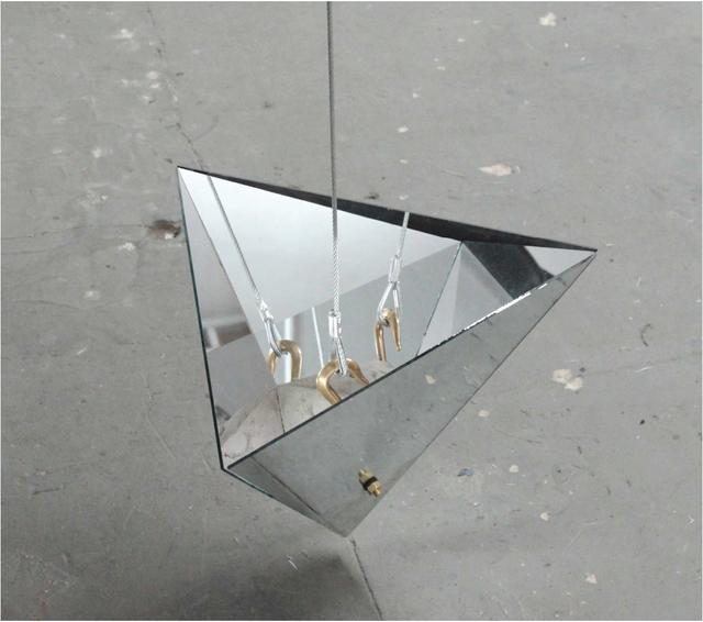 , 'Gravity's Arrow #2,' 2015, Piero Atchugarry Gallery