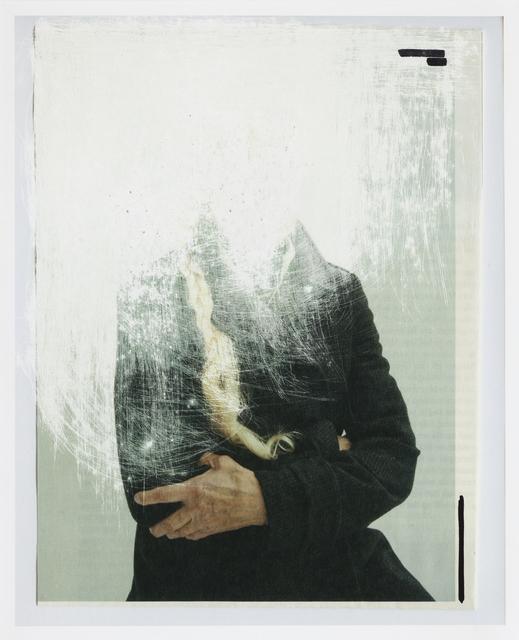 , 'Hold (her),' 2017, Anat Ebgi