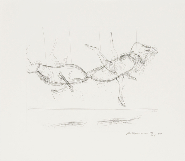 Bruce Nauman, 'Untitled (C.65)', 1989-1990, Brooke Alexander, Inc.