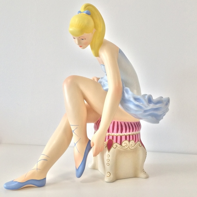Jeff Koons, 'Seated Ballerina', 2015, Vogtle Contemporary