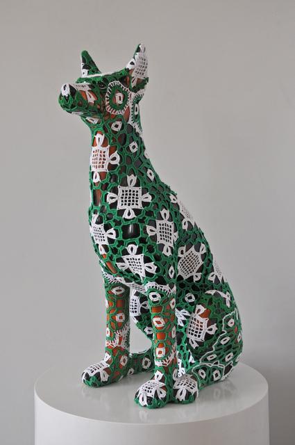 , 'Green Pea,' 2015, Mimmo Scognamiglio / Placido