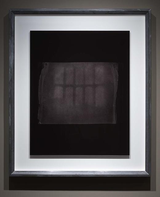 , 'An Oriel Window at Lacock Abbey, probably Summer 1835,' 2010, Hans P Kraus Jr. Fine Photographs