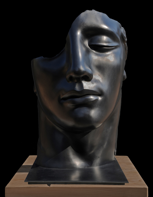 , 'Luna Nera,' 2011, DIE GALERIE
