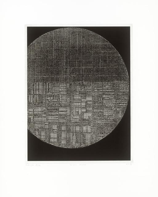 Victoria Burge, 'Dark Moon', 2012, Joanna Bryant & Julian Page