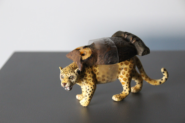 , 'Chouette Leopard,' 2017, SABSAY