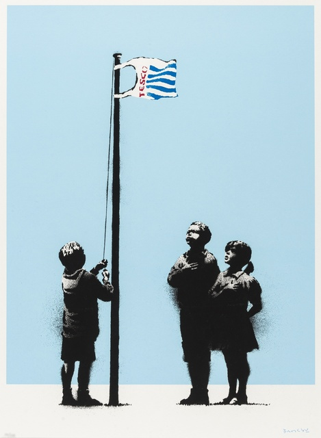 Banksy, 'Very Little Helps', 2008, Forum Auctions