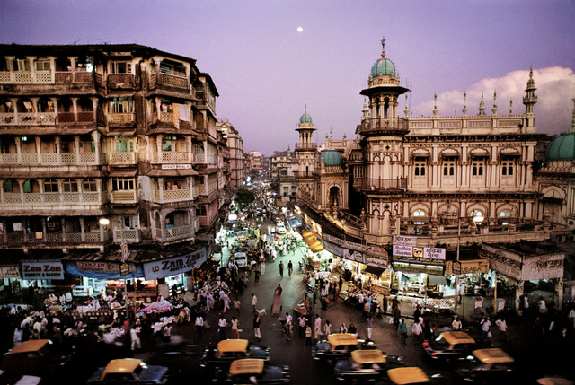 , 'Moonrise in Mumbai, India ,' 1994, Etherton Gallery