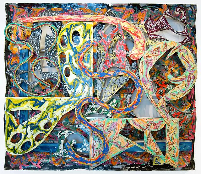 , 'Talladega,' 1980, de Young Museum