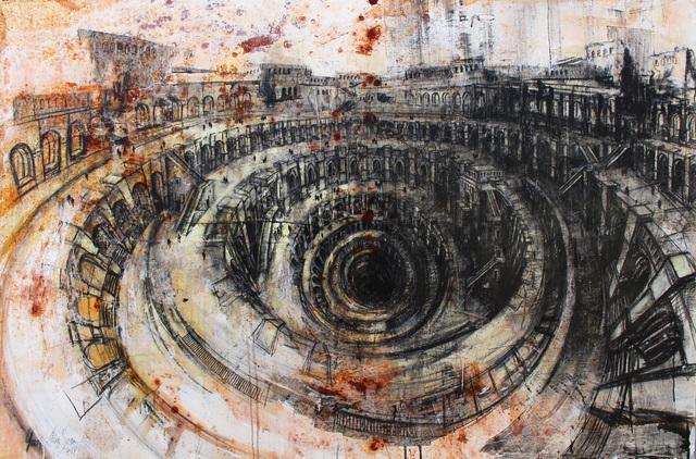, 'Dante's Hell,' 2017, Victor Lope Arte Contemporaneo
