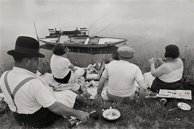 Henri Cartier-Bresson, 'Banks of the Marne', Alan Klotz Gallery