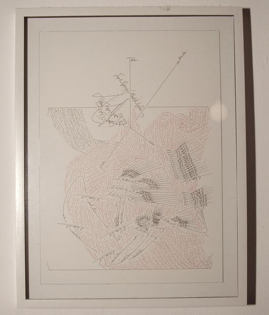 , '2 küssen sich, Adlerflug,' 2008, Sebastian Fath Contemporary