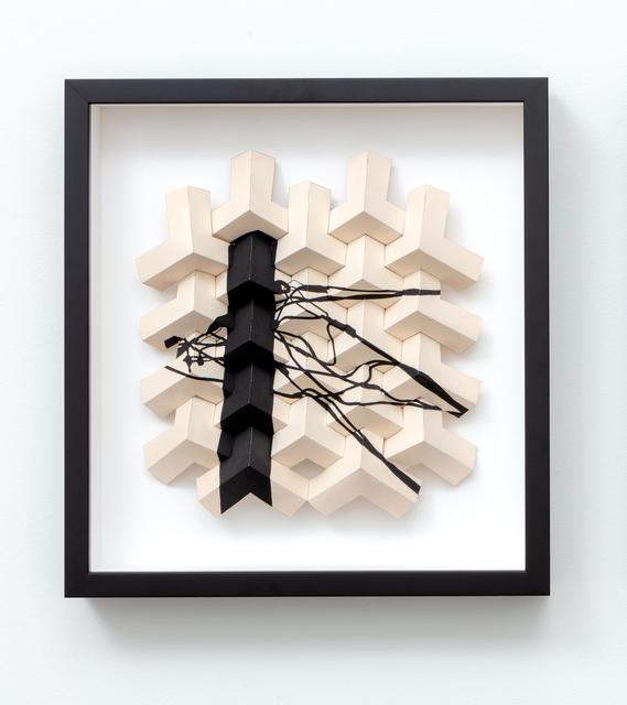 , 'Black Noise,' 2014, Cris Worley Fine Arts