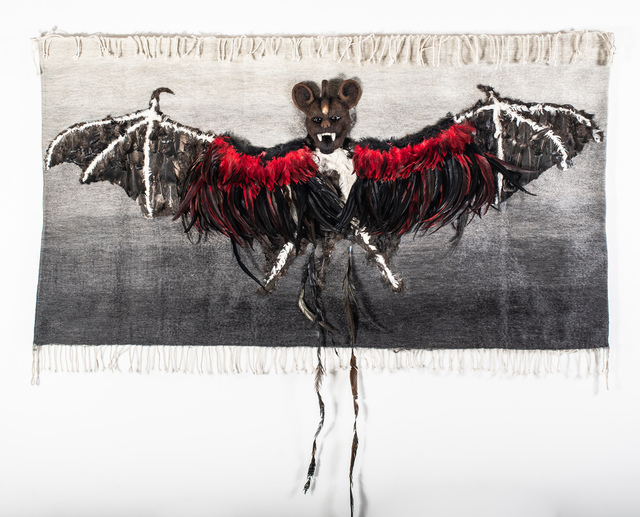 Sabino Guisu, 'Dios Murciélago', 2019, MAIA Contemporary
