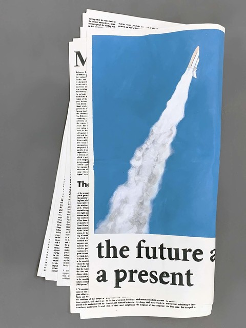 , 'The future as a present ,' VL1920, Galeria Marília Razuk