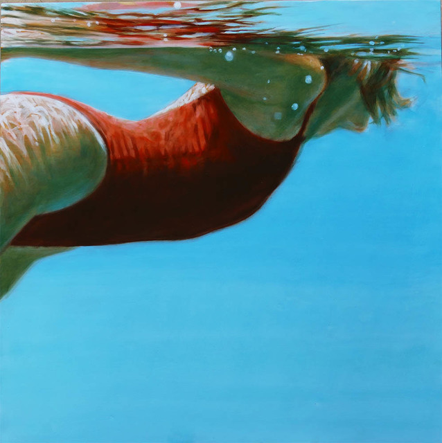 , 'See Water,' 2016, Elisa Contemporary