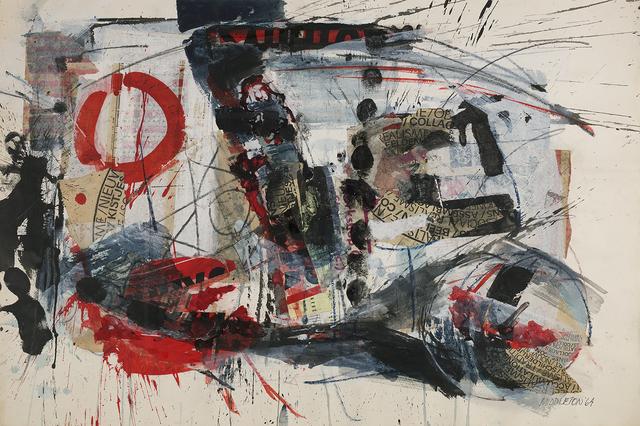 , 'Social Realism,' 1964, Spanierman Modern