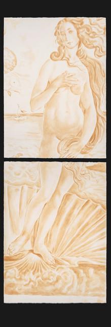 RASSIM®, 'Botticelli. The Birth of Venus', ONE MONEV Gallery