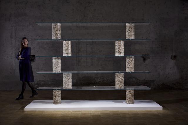 , 'Core Shelf,' 2017, Friedman Benda