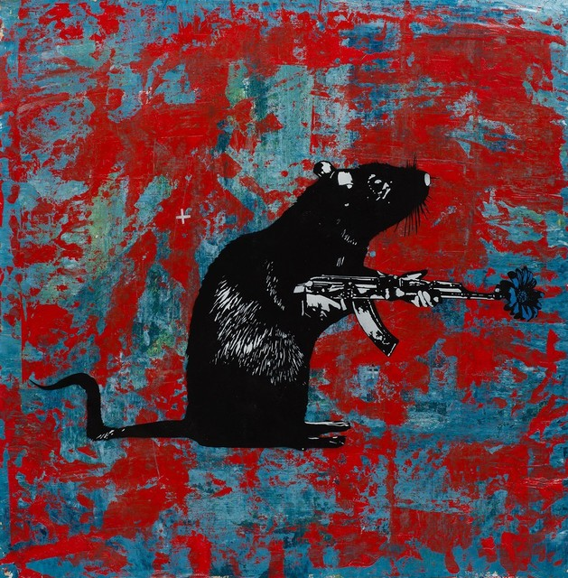 , 'Rat AK47,' , Weinstein Gallery