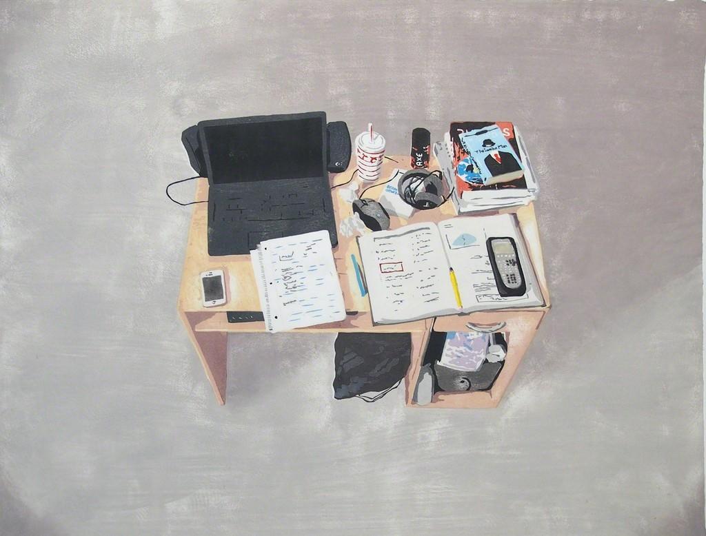 Kevin Frances, Lucas's Desk