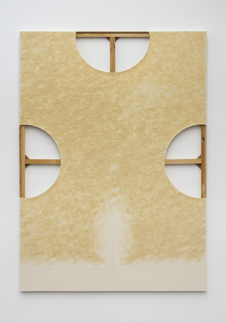 , 'Pidgin Painting (Gornisht),' 2017, Federico Luger (FL GALLERY)