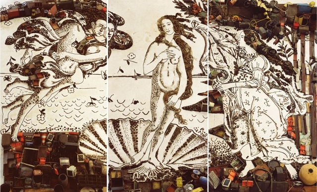 , 'The Birth of Venus , After Botticelli,' 2008, Zemack Contemporary Art
