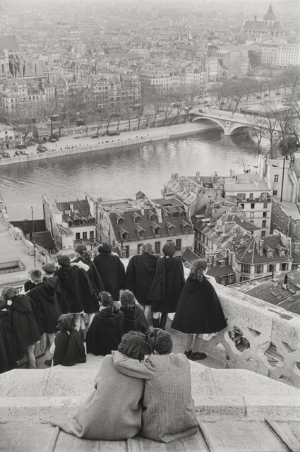 Henri Cartier-Bresson, 'View from the Towers of Notre Dame, Paris', Sotheby's