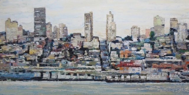 , 'Waterfront,' 2018, Seager Gray Gallery