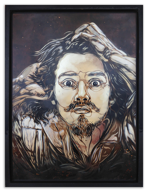 , 'Horla,' 2014, StolenSpace Gallery