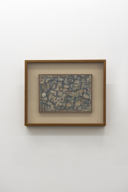 , 'Work B.0,' 1956, Gallery 38