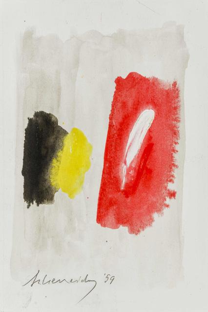 Gérard Schneider, 'Untitled', 1959, ArtRite