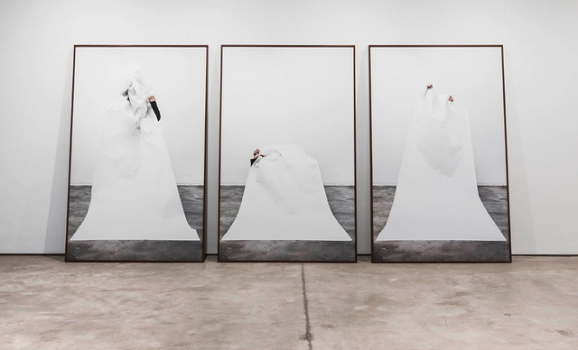 Carla Chaim, 'Volumes III, II, I ', 2014, LAMB Arts