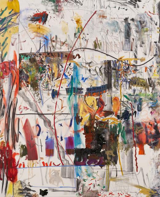 , 'Hi>°<LoRes No. 3,' 2017, Warhus Rittershaus