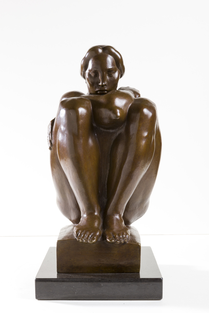 , 'Seated Woman,' 1934, Childs Gallery