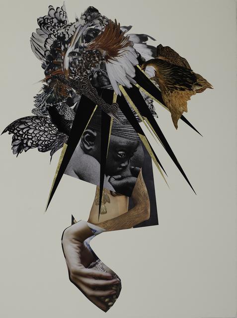 , 'MAMA (Black Madonna),' 2017, Officine dell'Immagine