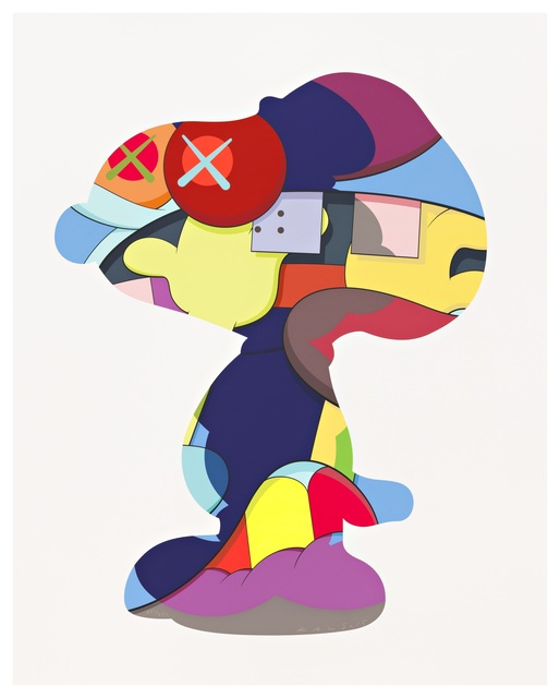 KAWS, 'No One's Home', 2015, Anderson Ranch Arts Center Benefit Auction