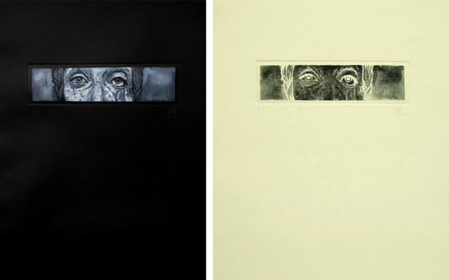 , 'Untitled, from The Hatch Series,' 2015, Roya Khadjavi