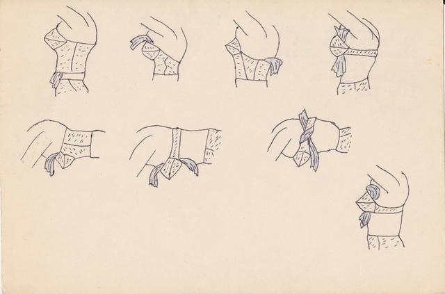 , 'Untitled (torsos),' ca. 1971, Corbett vs. Dempsey