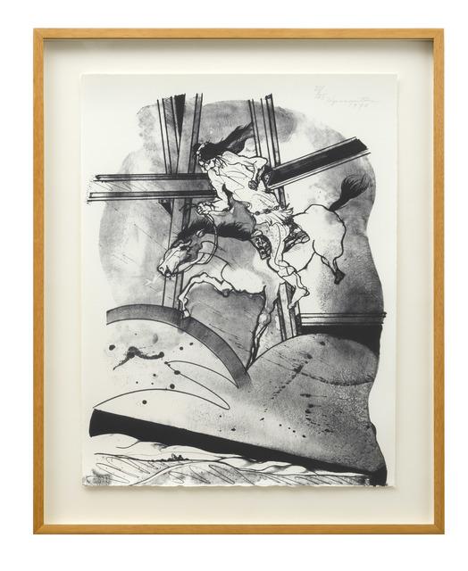, 'Metamorphosis L.A. I,' 1970, Louis Stern Fine Arts