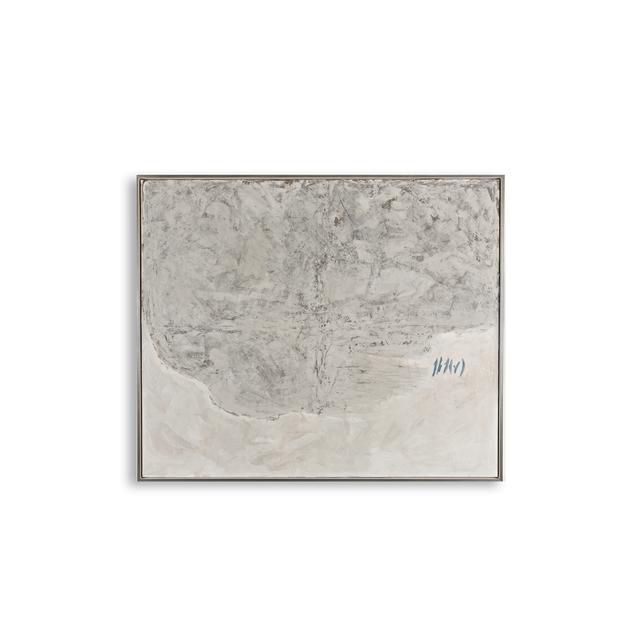 , 'CIELI GRIGI E BLU DELLE NUVOLE,' , Exhibit by Aberson