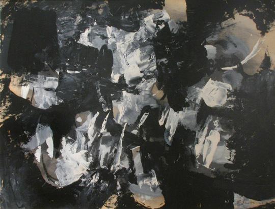 , '#26,' 1952, Seraphin Gallery