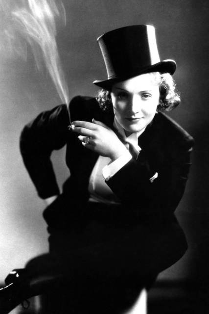 , 'Deutsschekinemathek Marlene Dietrich Collection,' 1930, Les Arts Décoratifs